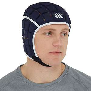 Canterbury Adult Reinforcer Rugby Headguard from £16.45 (Prime) + £4.49 (non Prime) at Amazon