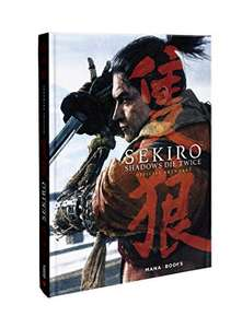 Sekiro Shadows Die Twice - Official Artworks (French) Hardcover Book £25.58 @ Amazon