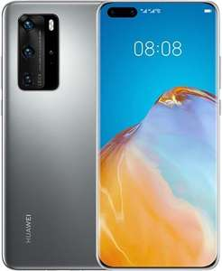Huawei P40 Pro Dual Sim 256GB Silver Frost, EE B Used Condition Smartphone - £380 Delivered @ CeX