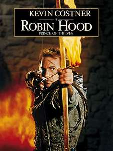 Robin Hood: Prince of Thieves - £1.99 HD to buy @ Amazon Prime Video (Prime members only)