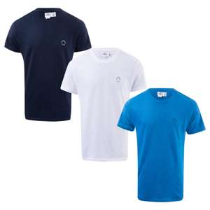 Mens Ben Sherman Theo 3 Pack T-Shirts (Size Small Only) £11.49 Delivered (With Code) @ Get The Label