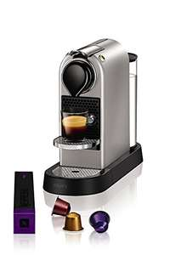 NESPRESSO KRUPS Citiz XN741B40 Pod Coffee Machine £120 Amazon