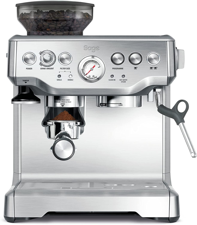 Sage Barista Express Bean to Cup Coffee Machine Including Milk Jug BES875UK £484.99 @ Costco (£499 inc Costco membership fee)