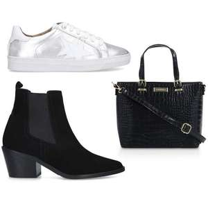 Up to 80% Off Shoeaholics Sale + Extra 15% Off with code (+£3.50 delivery) @ Shoeaholics