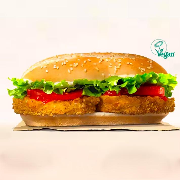 Vegan Bean burger £2.49 via app + more new offers in post @ Burger King