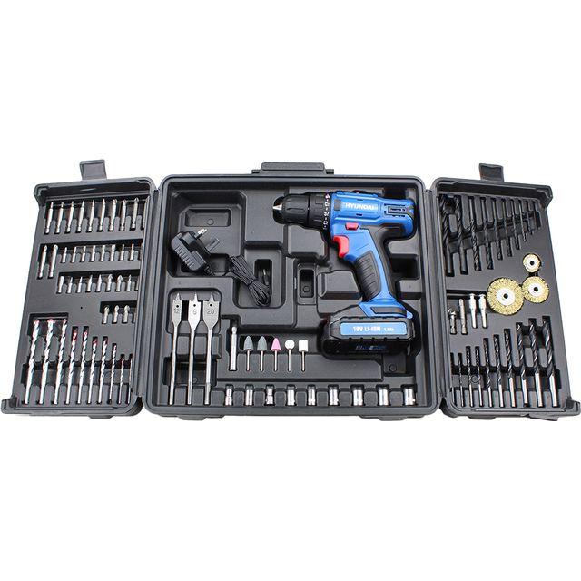 Hyundai HY2175 18 Volts Cordless Combi Drill - £49 @ AO