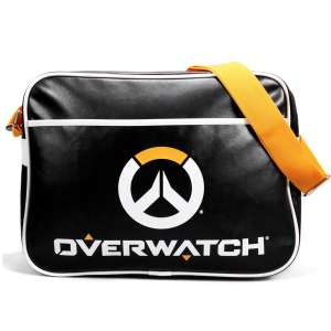 Overwatch Logo Messenger Bag - £8.98 Delivered @ Geekcore