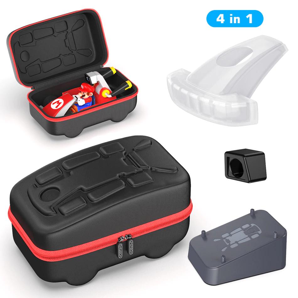 Mario Kart Live: Storage Bag Kit (Nintendo Switch) £15.14 @OIVO Official Store / Ali Express
