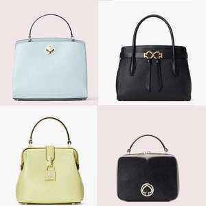 Up to 60% Off Sale + Free Delivery on £100 spend (otherwise £3.00) @ Kate Spade