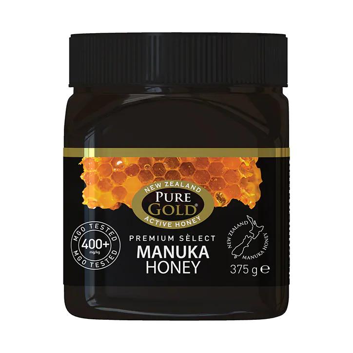 Pure Gold Premium Select Manuka Honey MGO400 375g £33.99 at Holland and Barrett
