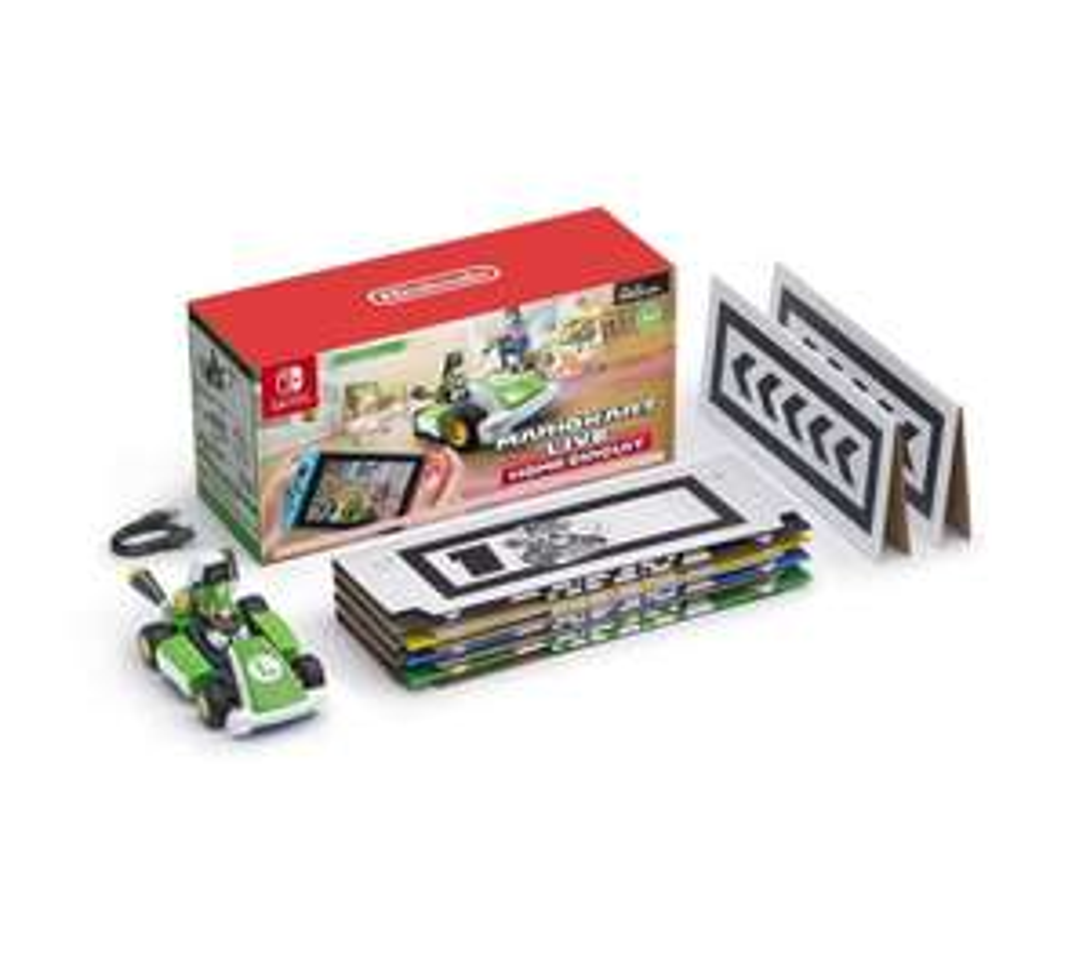 Mario Kart Live: Home Circuit - Luigi (Nintendo Switch) - £89.99 @ Currys PC World