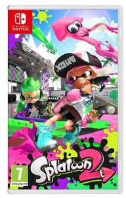 Splatoon 2 - Nintendo Switch Game - £31.99 at Currys PC World