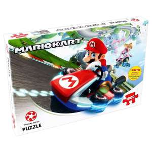 Mario Kart 1000 Piece Jigsaw Puzzle - £7.94 Delivered at Zoom