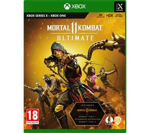 XBOX Mortal Kombat 11 Ultimate - £24.99 Delivered Using Code @ Currys PC World