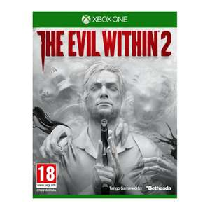 The Evil Within 1 or 2 (Xbox One) £5.95 The Game Collection