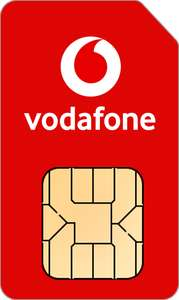 Vodafone Basics 12 months Sim, 12GB data Unlimited Minutes and texts £8 per month - Total 96 @ Vodafone
