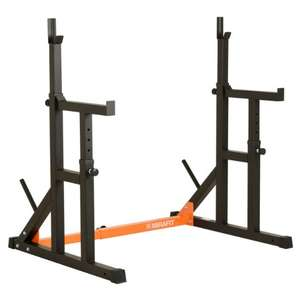 Mirafit M1 Adjustable Squat Rack With Spotters £154.90 delivered at Mirafit