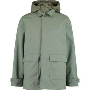 LACOSTE Green Combo Parka with removable hooded gilet (XS, S, M sizes only) for £63.98 delivered @ TK Maxx