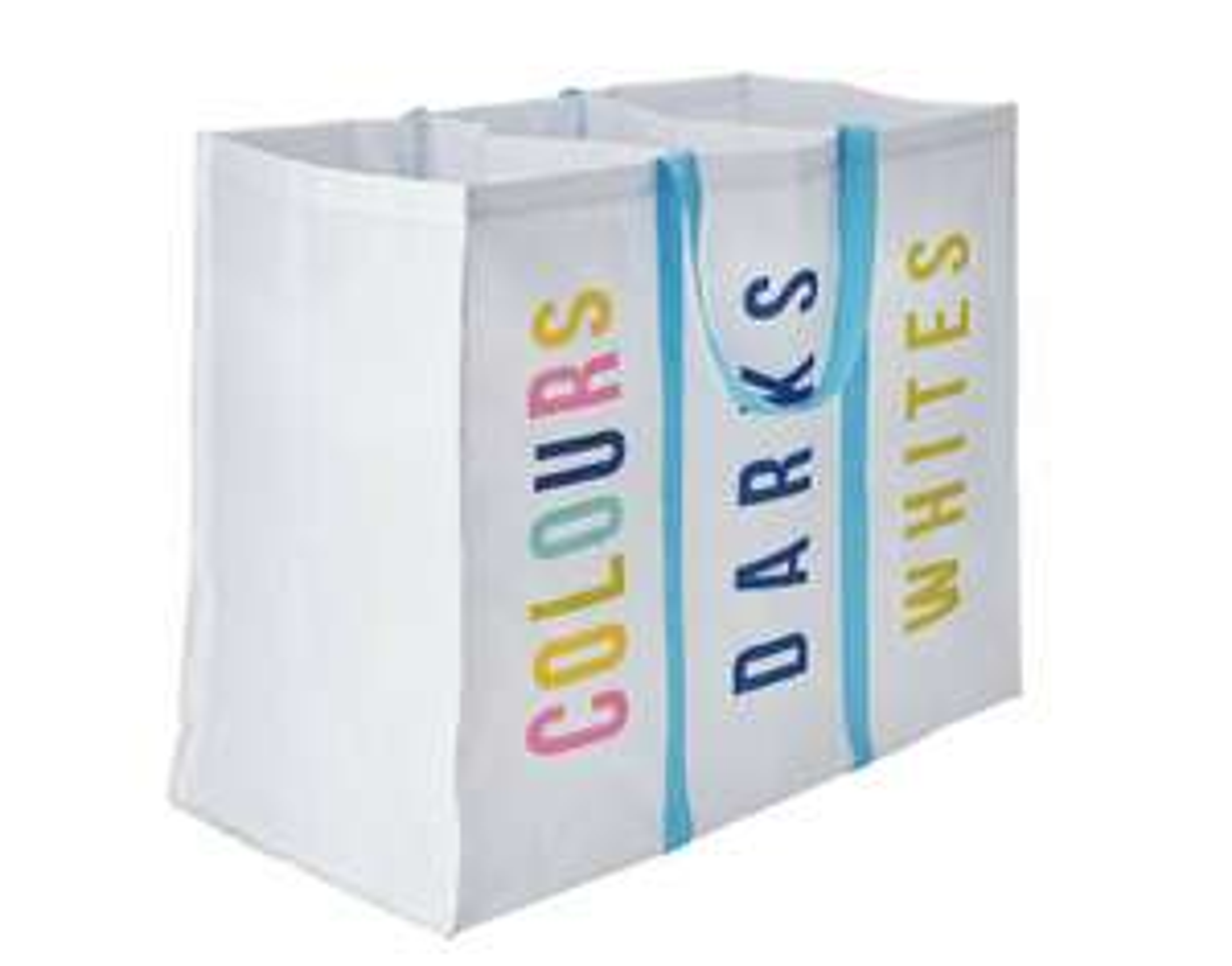 Argos Home Bright Laundry Sorter - £9 (£3.95 delivery) @ Argos