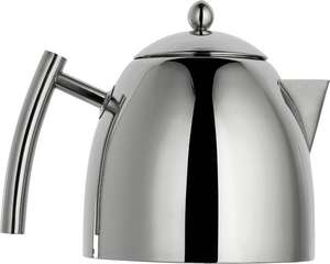 Home Stainless Steel Teapot for £8 / £3.95 delivery @ Argos