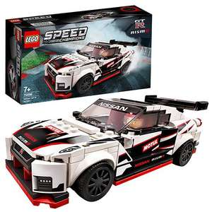 Lego Speed champs Nissan Gtr 76896 £13.50 (Minimum Basket / Delivery Charge Applies) at Sainsburys