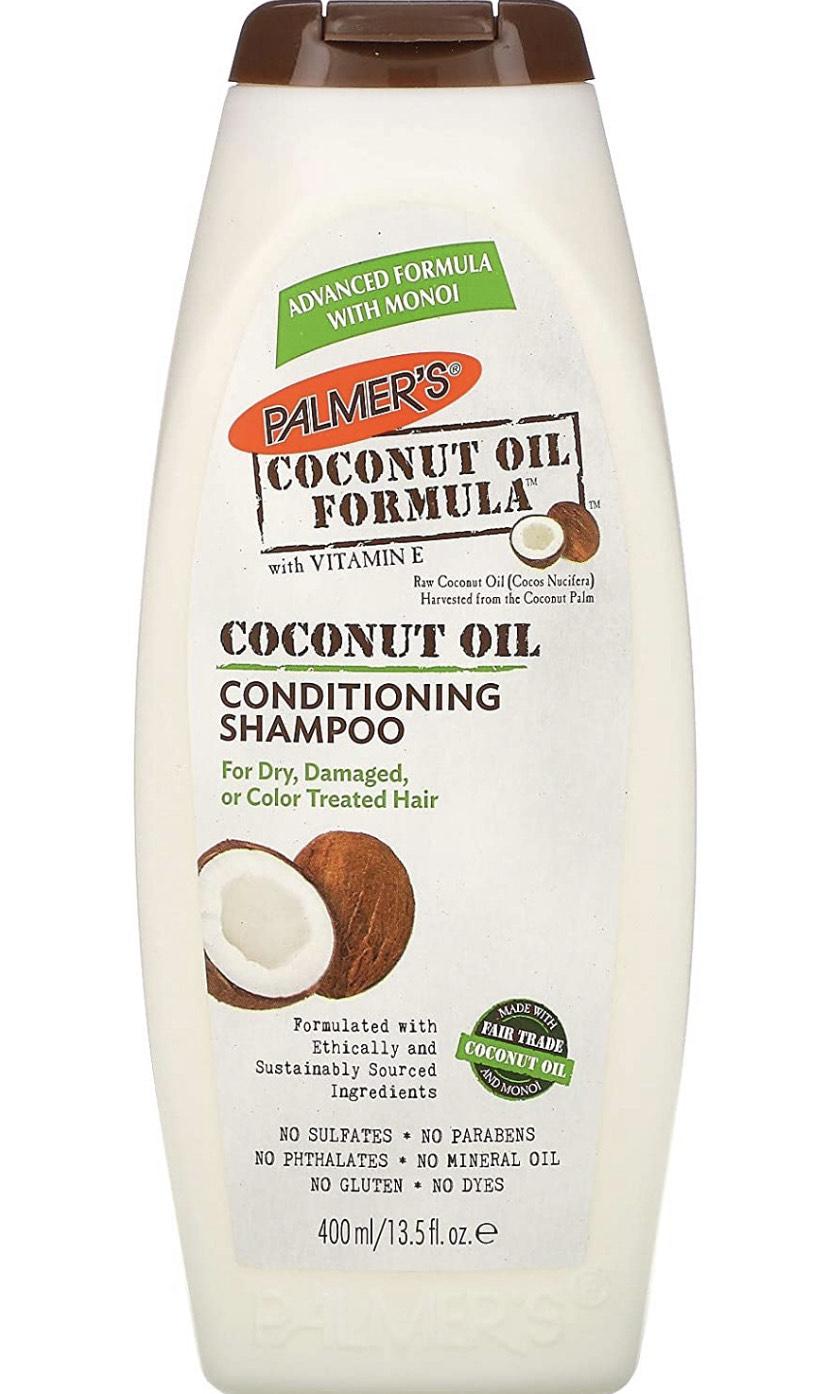 Palmer's Coconut Oil Formula Shampoo 400ml £2.81 (+£4.49 Non Prime) @ Amazon