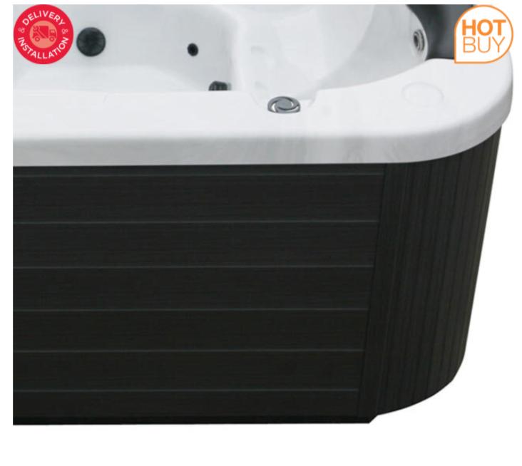 Bellagio 5 Person Hot Tub - £2999.99 Delivered @ Costco