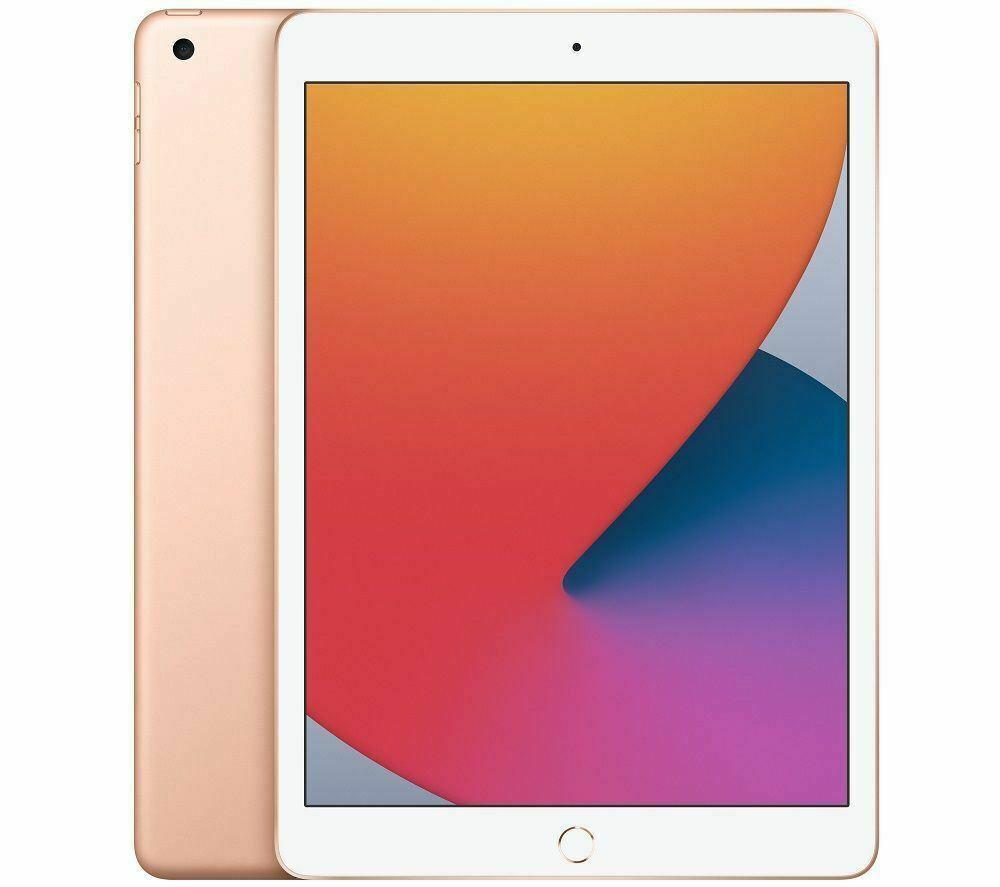 "APPLE 10.2"" iPad (2020) - 32 GB, WiFi, Gold - £271.43 @ Ebay / currys_clearance"