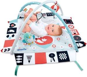 Baby Clementoni Black & White Baby Gym - £13 / £16.95 delivered (selected postcodes) @ Argos