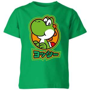 2 x Kids T-Shirts for £10 including free delivery with code e.g Nintendo, The Mandalorian, Spiderman, Harry Potter @ Zavvi