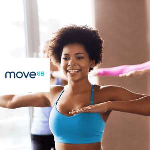 Get fit for free! 3 month free trial of Move GB with Lidl app