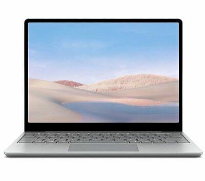"Microsoft 12.5"" Surface Laptop Go - i5, 4 GB, 64 GB eMMC, Platinum - REFURB-B - £384.30 from Currys clearance / eBay"