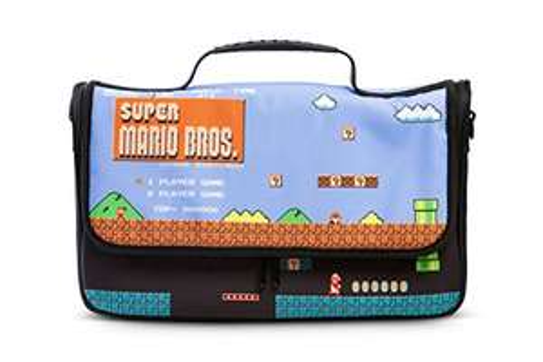 PowerA Retro Mario messenger bag for the Nintendo Switch £24.89 @ Amazon