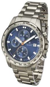 Accurist Men's Chronograph Grey Titanium Bracelet Watch - £34.99 / £3.95 delivery @ Argos