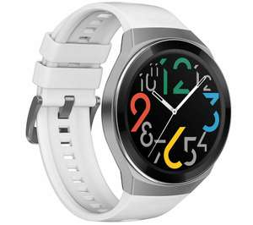 HUAWEI Watch GT 2e Smartwatch - Icy White 46 mm - £109 Currys on eBay