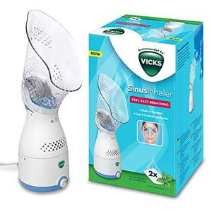 Vicks Sinus Inhaler VH200E1 £20.99 delivered at Amazon