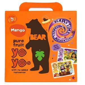 Free Bear Stickers & Cards at Bear from Urban Fresh Foods