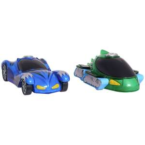 PJ Masks Light up Racers Twin Pack- Catboy & Gekko - £15 + £3.95 Delivery @ Argos
