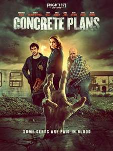 Concrete Plans (2020 Welsh Thriller Film) - 99p to rent / £3.49 to buy @ Amazon Prime Video