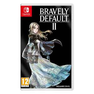 Bravely Default II (Nintendo Switch) preorder with Double sided poster + A5 Sticker Sheet + Postcard Set £39.85 @ ShopTo
