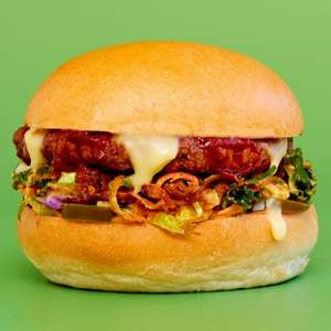 Free Leon Vegan Burger on Thursdays and Fridays (Collection Only) via O2 Priority