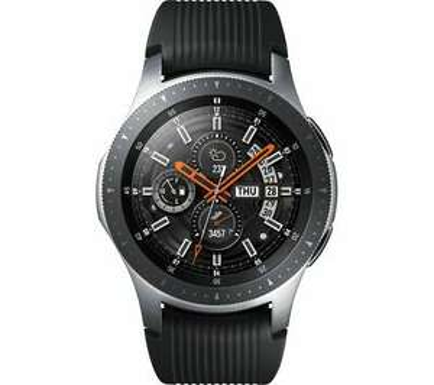 SAMSUNG Galaxy Watch - Silver 46 mm - £179 at Currys ebay