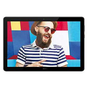 HUAWEI MediaPad T5 - 10.1 Inch Android 8.0 Tablet, 1080P Full HD Display Octa-Core Processor, RAM 4GB, ROM 64GB £154.99(with code) @amazon