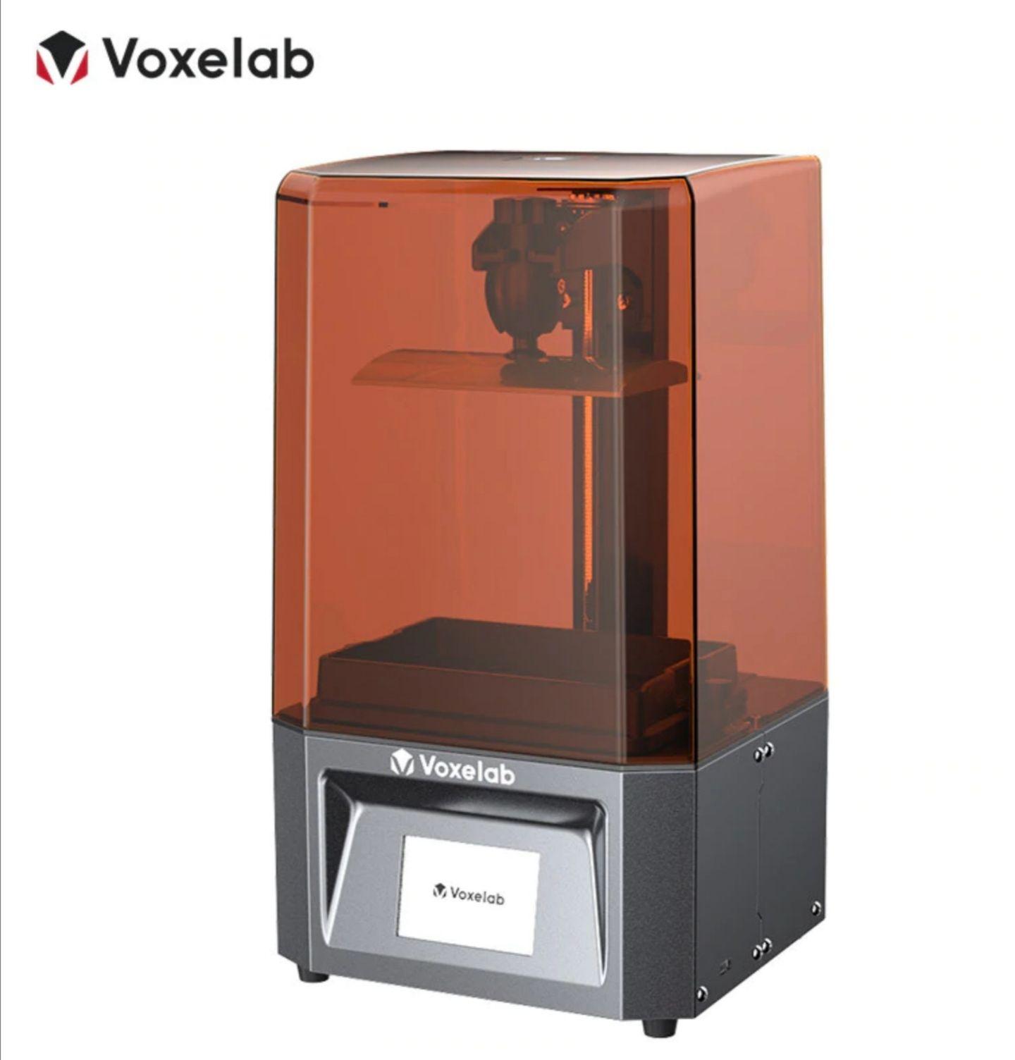 Voxelab Proxima 3D Printer 6 inches High Precision UV Photocuring Resin Printer £125.99 @ Flashforge Official Store / AliExpress