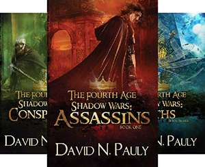 The Fourth Age: Shadow Wars (3 Book Series) by David N. Pauly - Free on Kindle @ Amazon