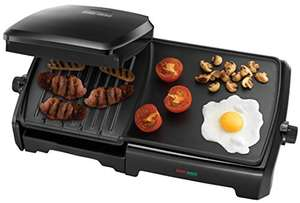 George Foreman grill and griddle £45 (£40 with account-specific code) @ Amazon