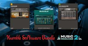 Humble Software Bundle: Music Producer 2 - 73p @ Humble Bundle