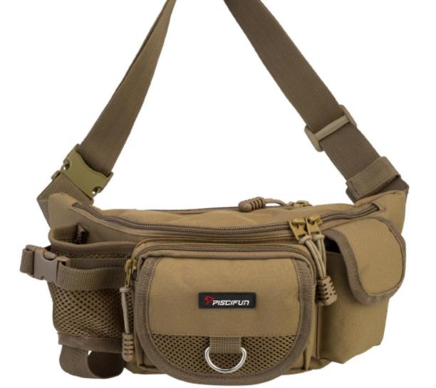 Piscifun Fishing Waist Bag - £11.26 Delivered @ AliExpress Deals / Piscifunfishing Store