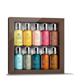 Molton Brown Discovery Bathing Collection 10x30ml £15.80 + £2.95 Delivery (or free over £25) @ Lookfantastic