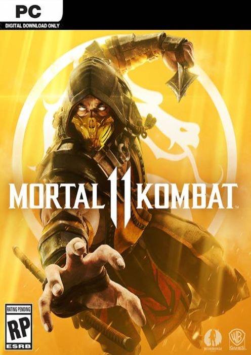 Mortal Kombat 11 (PC) £7.99 @ CDKeys
